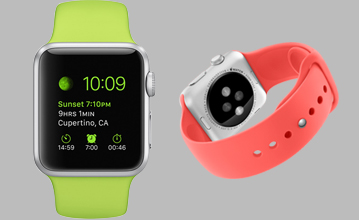 Apple watch iPhone 6